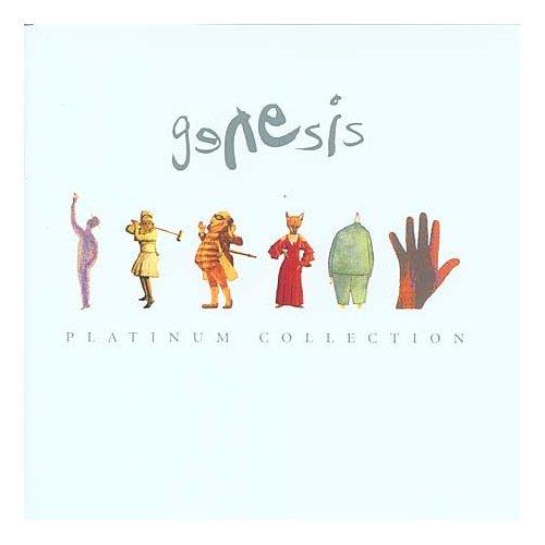 Genesis Platinum Collection Album Covers